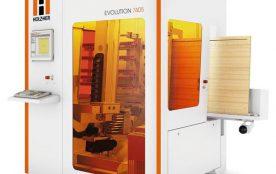Vertikálne CNC centrum Holz Her Evolution