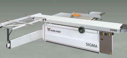 Formátovacia píla ROBLAND Sigma