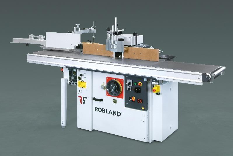 Spodná frézovačka ROBLAND T 120 TP