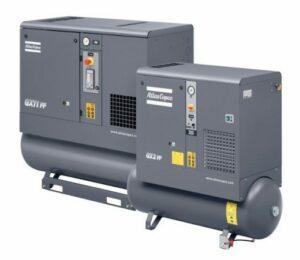 Kompresor So Sušičkou Vzduchu A Filtrami